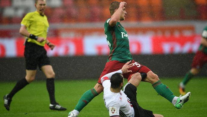 Вице-лидер РФПЛ «Локомотив» играет с «Амкаром» на своем поле