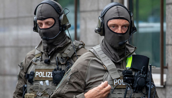 Москва ответила Берлину на «киберсанкции»