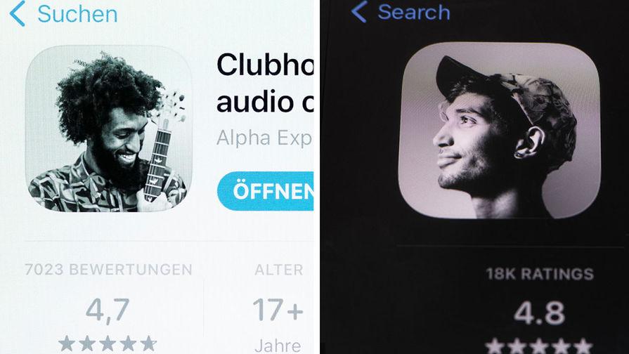 Почему Clubhouse использует лица людей вместо логотипа