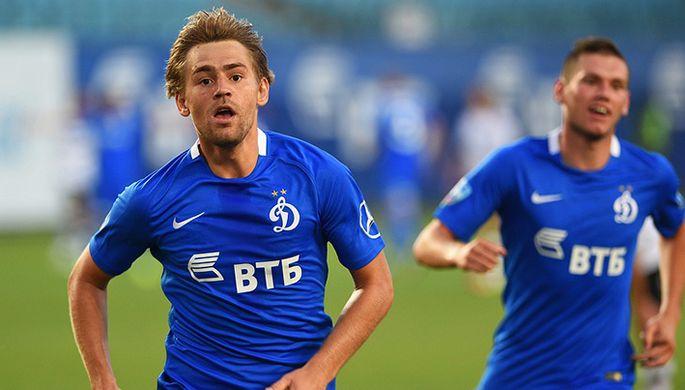 «Динамо» сыграло на «пятерку»