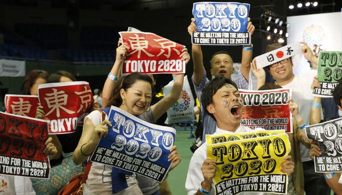 Летние Олимпийские игры в Токио — 2020