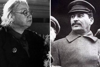Сталин отравил? Почему умерла Крупская