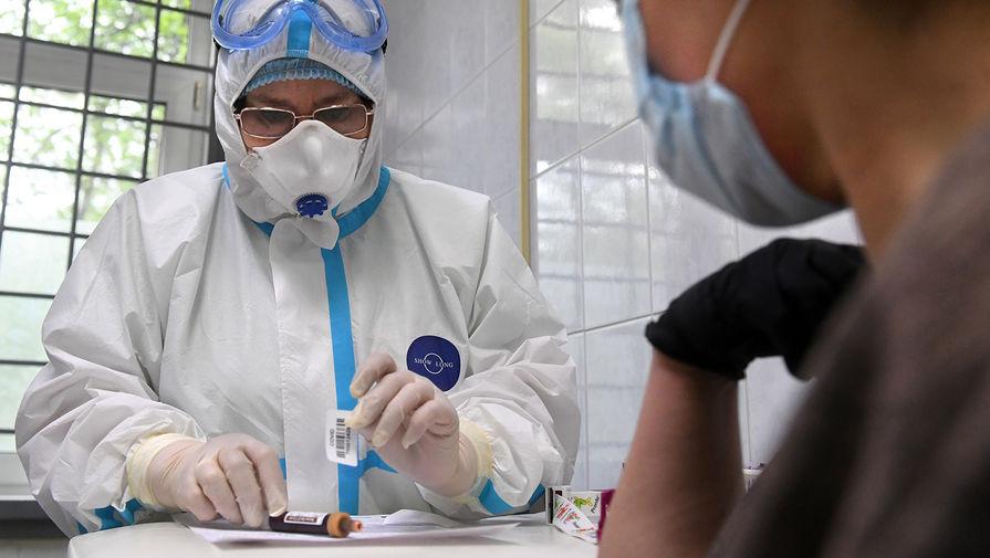В России зафиксировали минимальный с сентября месячный прирост случаев COVID