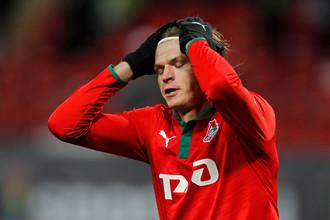 Полузащитник «Локомотива» Ведран Чорлука