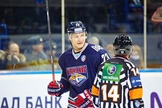 Хоккеисты «Металлурга» и «Динамо» за 65 минут игрового времени ни разу не поразили ворота друг друга