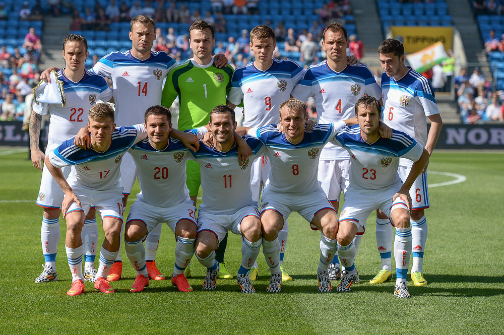 состав сборной россии по футболу на чемпионат мира бразилия