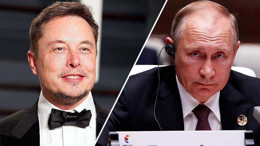 Илон Маск ответил на слух о постройке предприятия Tesla в России