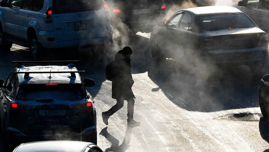 В Москве в пятницу ожидается до 5С и мокрый снег