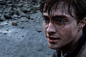 Дэниел Рэдклифф в фильме «Гарри Поттер и дары смерти: часть II» (2011)