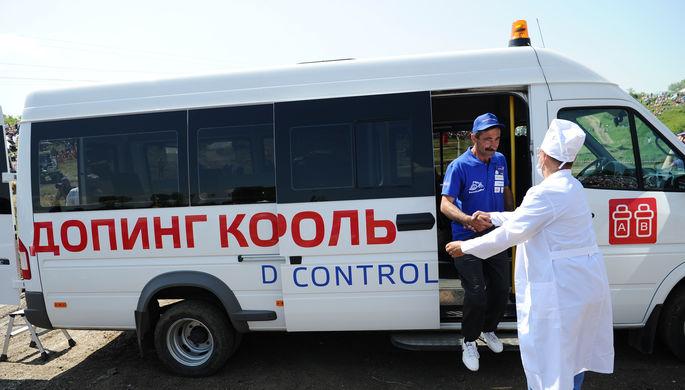 Сергей Португалов одним из первых получил наказание по подозрению в допинге