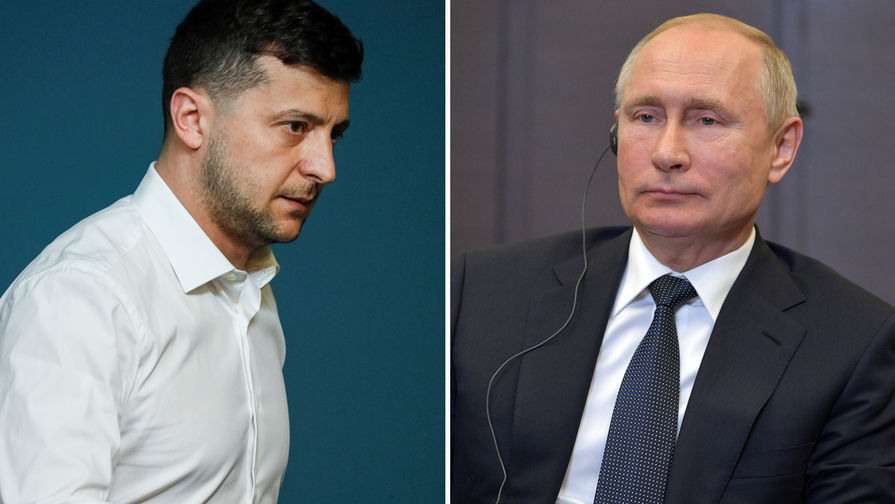 Соловьев: обида Зеленского на Путина стала больше