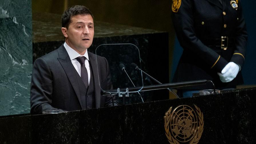 Зеленский порассуждал о Третьей мировой войне в ООН