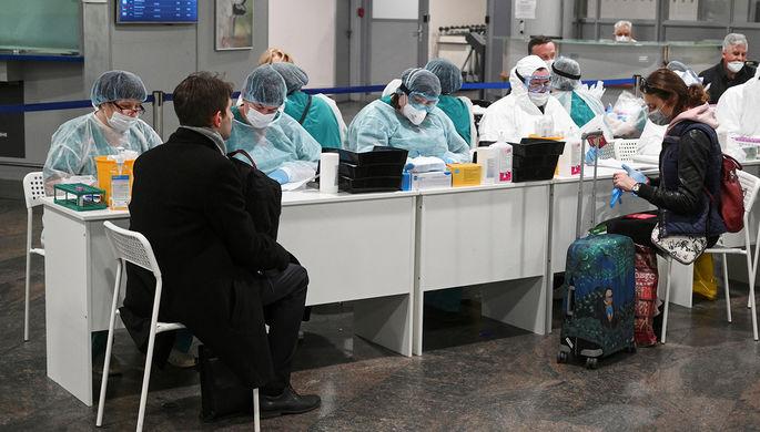 Коронавирус распространяется: 147 заразившихся в России
