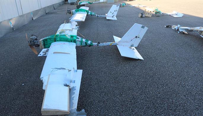 Сбили шесть дронов: россияне отразили атаку на Хмеймим