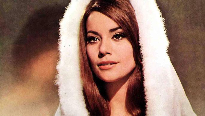 Актриса Клодин Оже, 1965 год