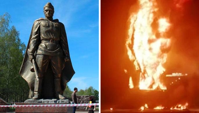 Монумент на пару лет: скульпторы призвали отказаться от памятников из композита