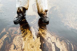 Микрогелем по нефти