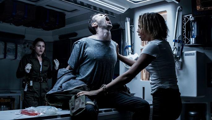 «Чужой: Завет» (Alien: Covenant, 2017)