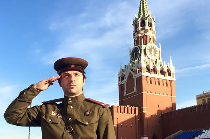 Актер Юрий Киндрат
