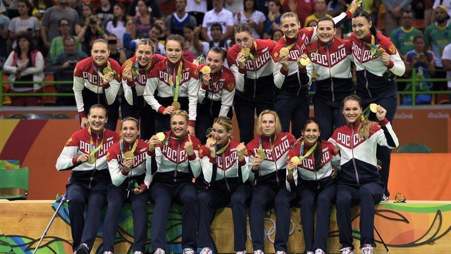Женская сборная России по гандболу — 2016