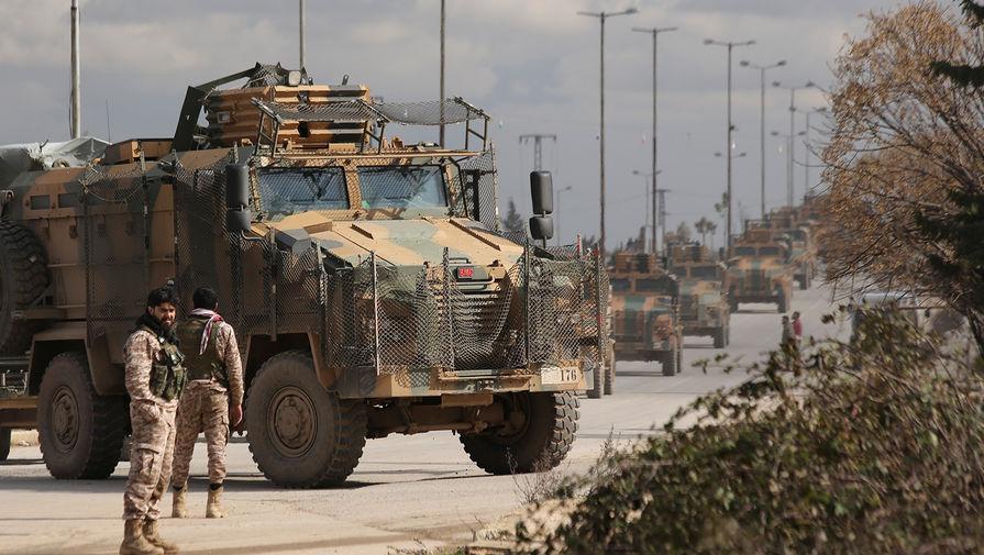 «У кого больше дивизий, тот и прав»: Турция вонзила в Ирак «Коготь орла»