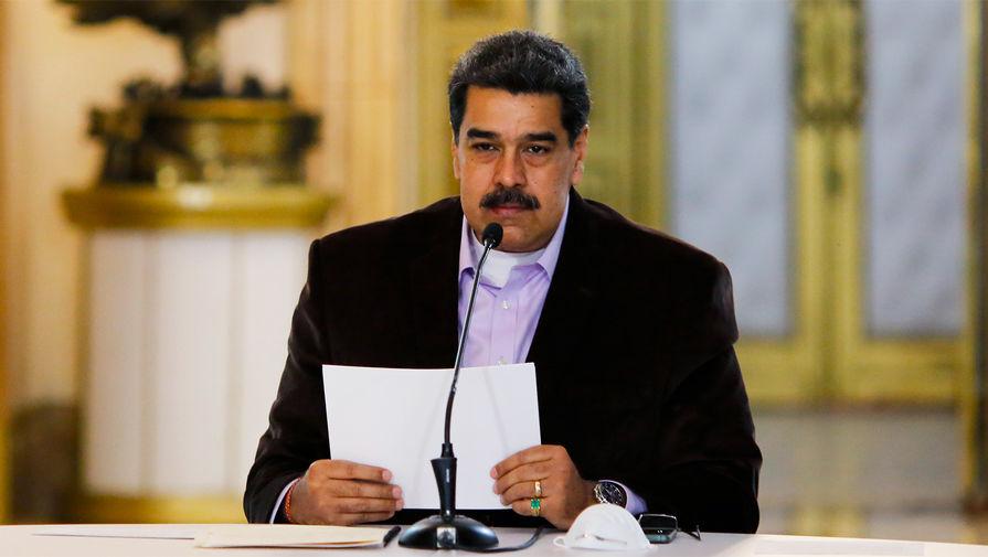 В Венесуэле отреагировали на решение Facebook заблокировать аккаунт Мадуро