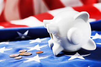 ВВП США сократился в четвертом квартале 2012 года на 0,1%