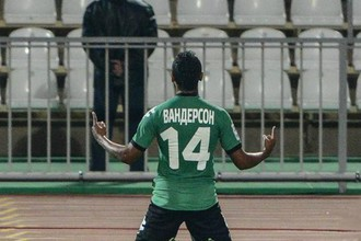 Нападающий «Краснодара» Вандерсон стал героем матча против «Анжи»