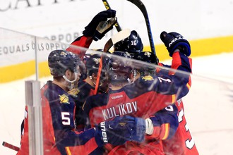 Дмитрий Куликов стал ключевым игроком в победе «Флориды» над «Торонто»