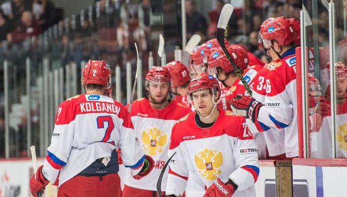Молодежная сборная России не смогла одержать вторую победу в рамках Суперсерии