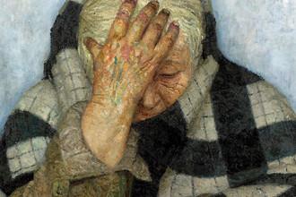 Гелий Коржев. «Мать», 1964–1967