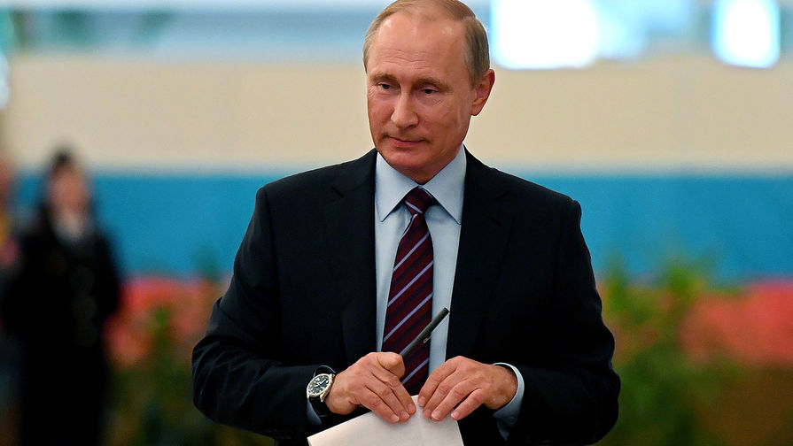 Россияне назвали основные претензии к Путину за время его правления