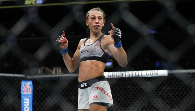 Шутка про коронавирус: экс-чемпионка UFC устроила скандал