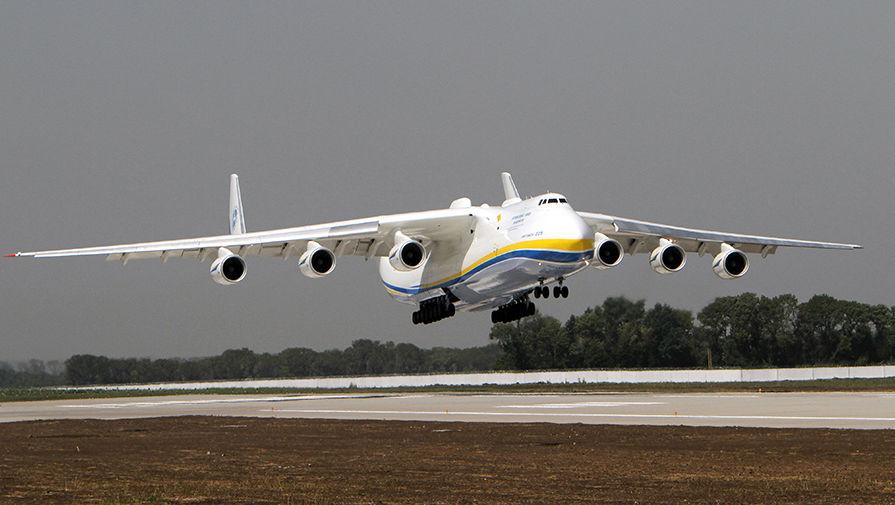 «Мечта» снова в небе: Ан-225 возобновил полеты