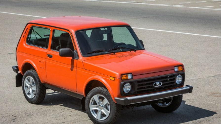 Британцы скупают Lada Niva по завышенной цене