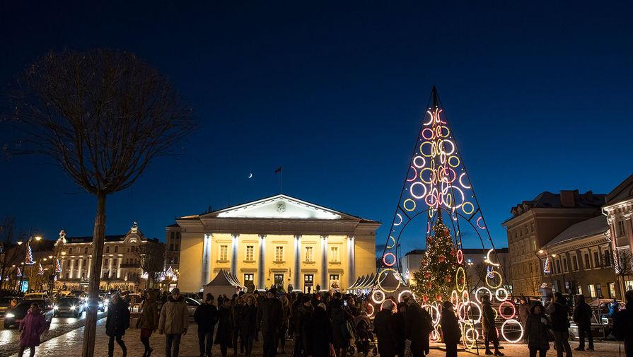 МИД Литвы призывает Россию изменить агрессивную внешнюю политику
