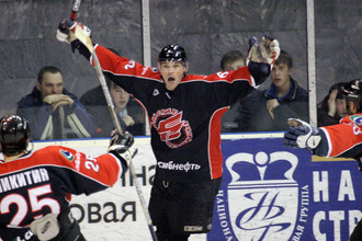 2005 год. Чемпионат России по хоккею: плей-офф «Металлург» (Магнитогорск) – «Авангард» (Омск)