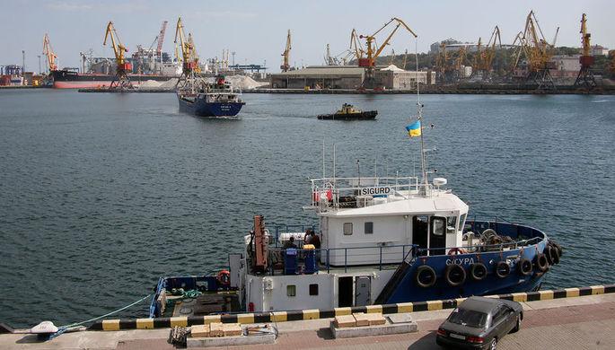 НАТО спешит на помощь: британский корабль прибыл на Украину