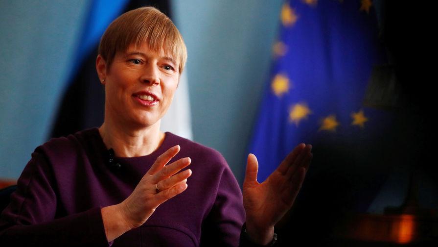 Президент Эстонии предложила ЕС разместить в стране ПВО для сдерживания России