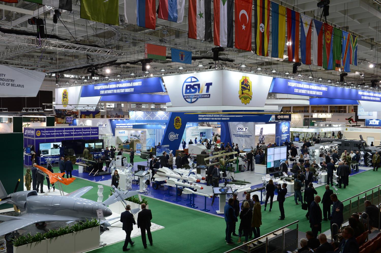 Белорусская выставка вооружений и военной техники становится все более узнаваемым брендом в области ВВТ.