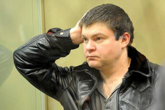 Сергей Цапок во время оглашения приговора в Краснодарском краевом суде, 2013 год