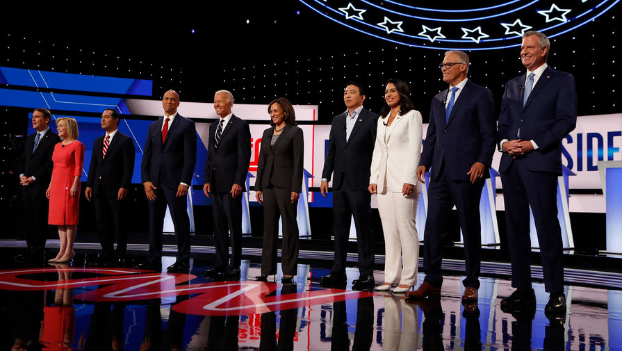 Афганистан и Ирак: что показали дебаты демократов в США