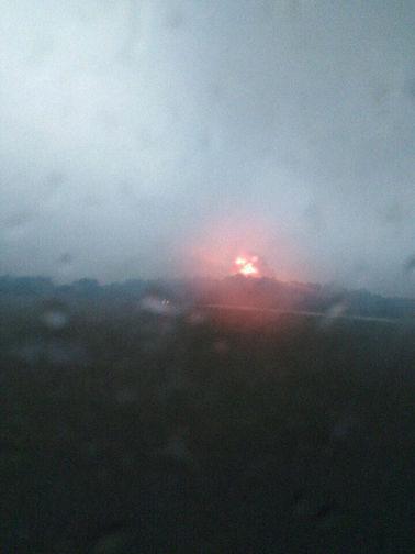 Молния ударила в снаряды: почему в Ачинске опять гремят взрывы