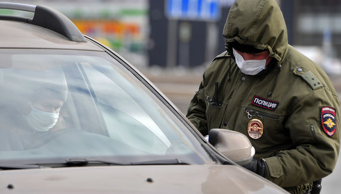 Самоизоляция: в Москве начинают штрафовать нарушителей