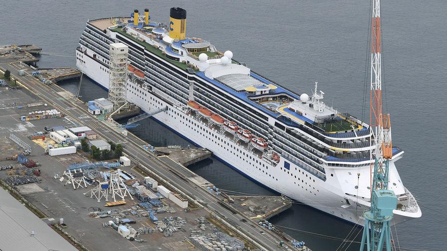 Лайнер Costa Atlantica