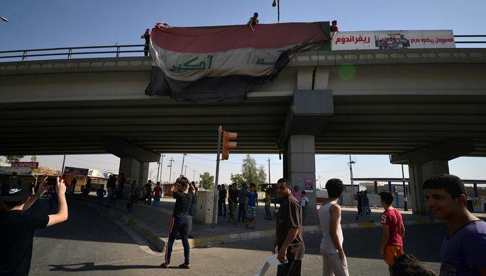 Парламент Ирака разработает закон о выводе из страны иностранных военных советников