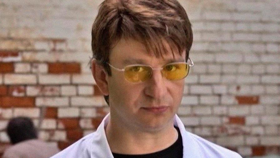 Виталий Альшанский в сериале «Право на правду» (2012)