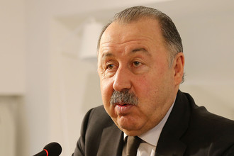 Валерий Газзаев в редакции «Газеты.Ru», 21 февраля 2017 года