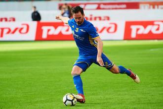 Игрок футбольного клуба «Ростов»
