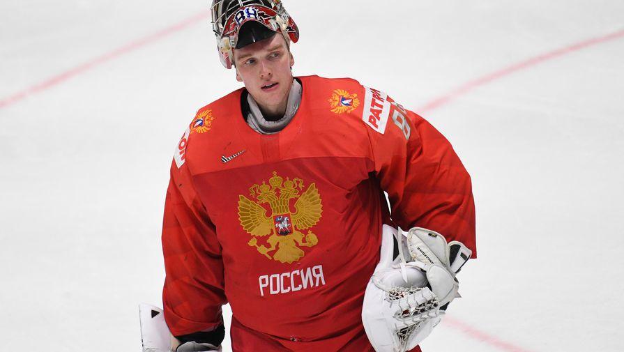Вратарь «Тампы» Василевский: буду отдуваться за всех русских